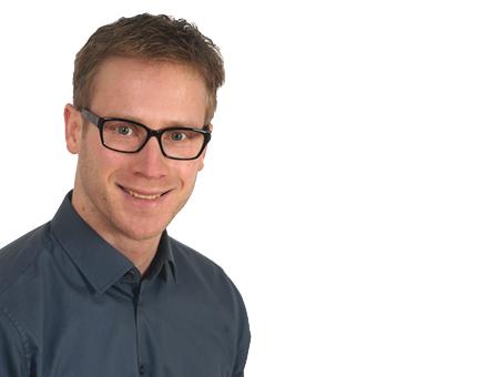 Fabian Demuth, Geschäftsführer von Fontapharm