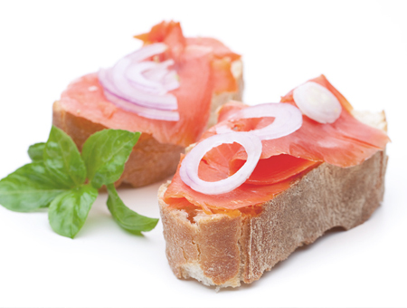 Vitamin A in Lachs