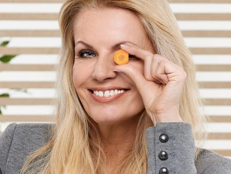 Möhren Provitamin A Gewebsfaktor